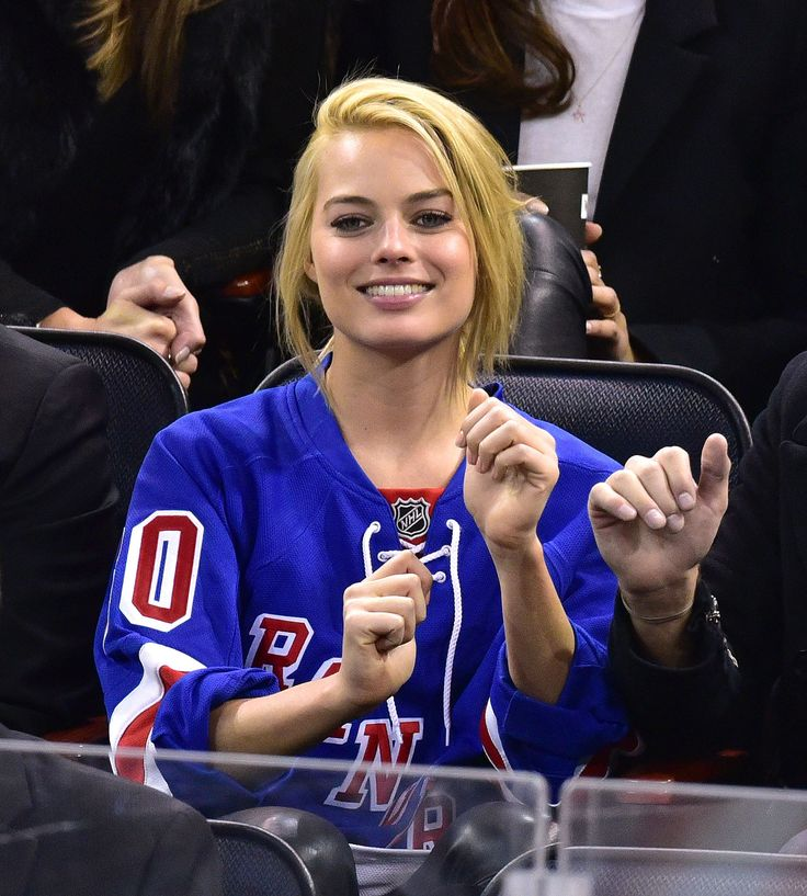 Margot Robbie.                                                                                                                                                      More