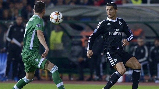 РЕАЛ МАДРИД – ЛУДОГОРЕЦ (09.12.2014) - http://bgtipsters.com/real-madrid-ludogorets-09-12-2014/
