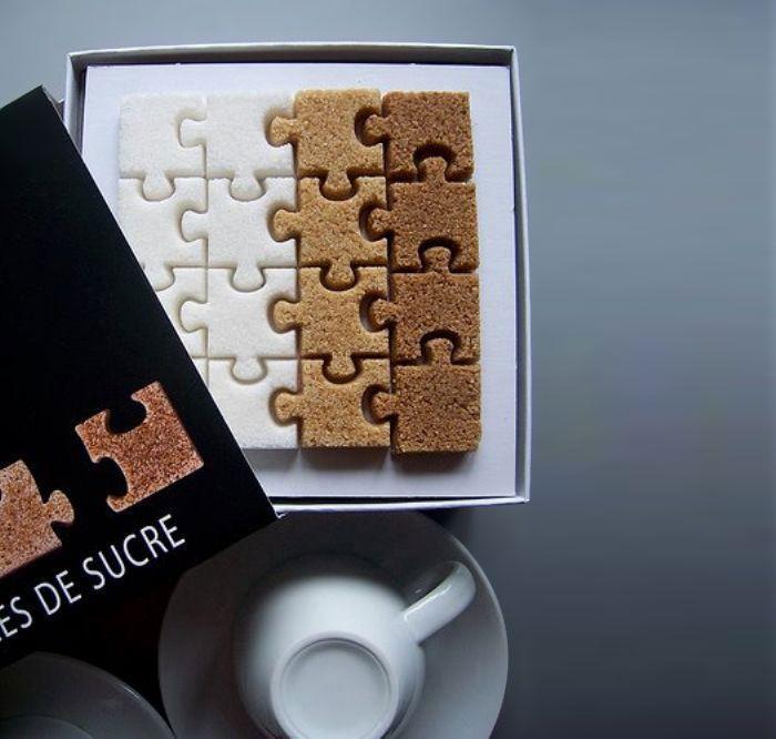 Puzzle sugar