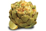 Italian Stuffed Artichokes, I would love to find more ways to fix and eat artichokes!