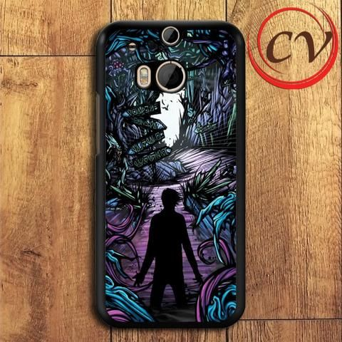 A Day To Remember HTC One M8 Mini Black Case