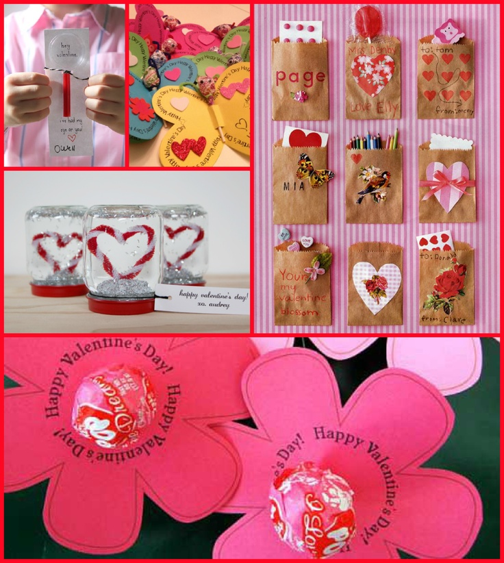 Valentine's Day Week: Activities and Creative Valentines | Party on Purpose