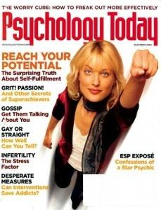 Psychology-Today Fave magazine:)