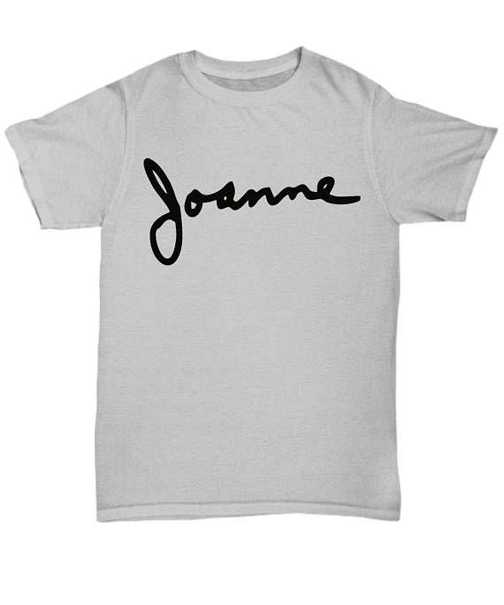 Joanne Lady Gaga shirt Tee T-shirt  S  5XL 6 Colours