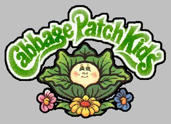 cabbage patch 1980s