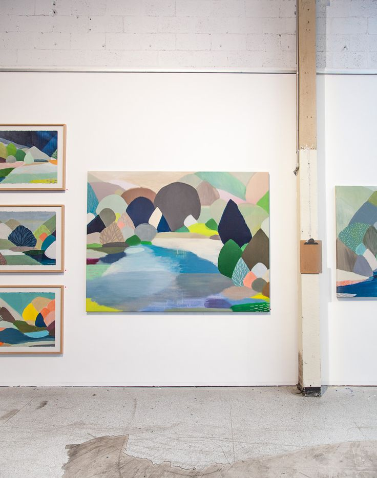 "Belynda Henry's ""Higher"" exhibition on at Koskela from March 14 - April 26. Read more about the artist from the link."