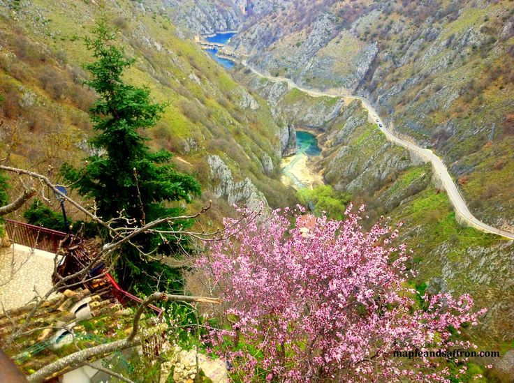 Spring arriving on Abruzzo mountains...