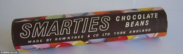 I have had Smarties every year since I was a tot. I now only have a large tube in my Christmas stocking. I used to eat them whilst reading my new Christmas Annual. ( See Beryl the Peril)