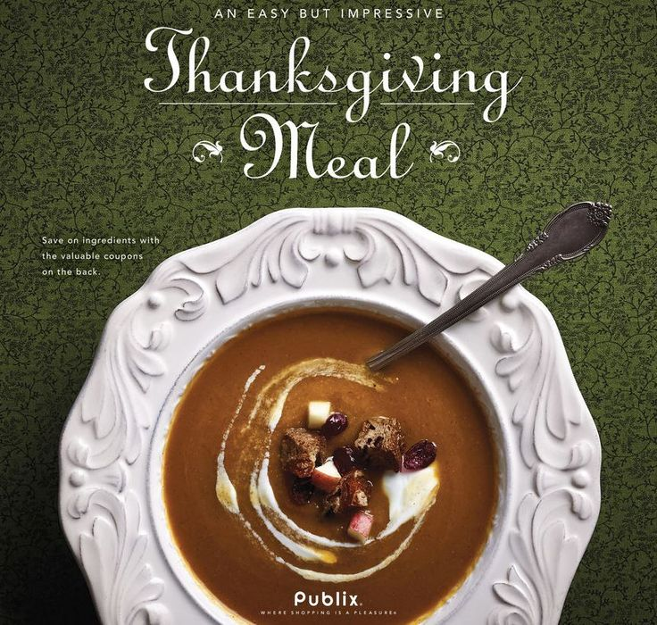 "New Printable Publix Store Coupons ""Thanksgiving Meal"" - http://www.couponaholic.net/2014/11/new-printable-publix-store-coupons-thanksgiving-meal/"