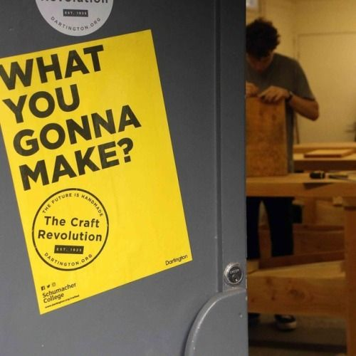 New craft courses for next year! @thecraftrevolution...