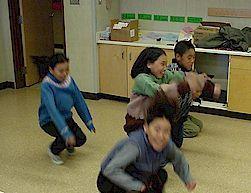 Arctic Classroom Travel Resources: Inuit Games