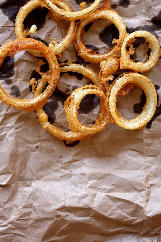 Beer Battered Onion Rings and Buttermilk Ranch Dressing | http://joythebaker.com/2014/06/beer-battered-onion-rings-and-buttermilk-ranch-dressing/