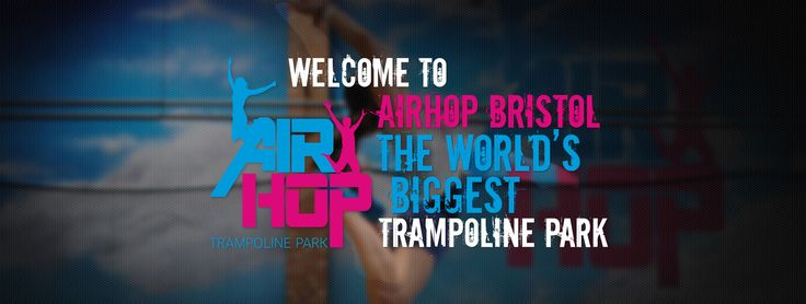 AirHop Bristol - World's biggest trampoline park! Experience the giant open jump trampoline area, 3D dodge ball courts, basketball slam dunk, foam pits ...
