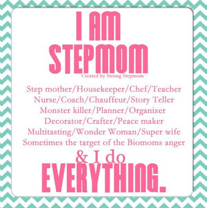 90 Best Stepmom Quotes And Sayings Images On Pinterest