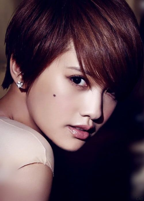 1000 ideas about asian short hairstyles on pinterest