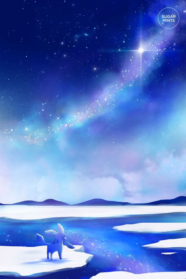 Watching The Icy Sky Shows the way in knowing that someday I will Find someone and we go on that adventure together until then I will wait watching this beautiful Sky