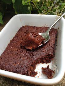 Cuisine Ma-Ligne!: Brownie geant ww (2pp)