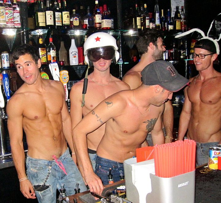 Explore the castro's gay bars