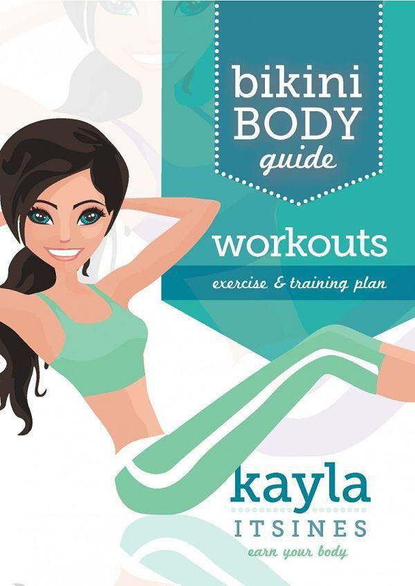 Bikini Body Guide de Kayla Itsines: explications