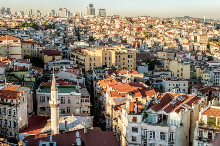 Istighlal Avenue; Istanbul