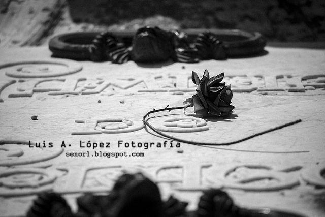 Luis A. López Fotografía: Cementerio Gótico de Comillas