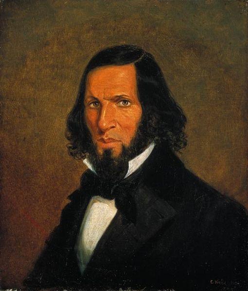 Cornelius Krieghoff (1815–1872) 1855
