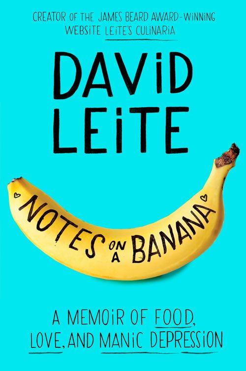 An interview with award-winning food writer and essayist David Leite, whose first memoir tackles mental illness, coming out, and his love of food.