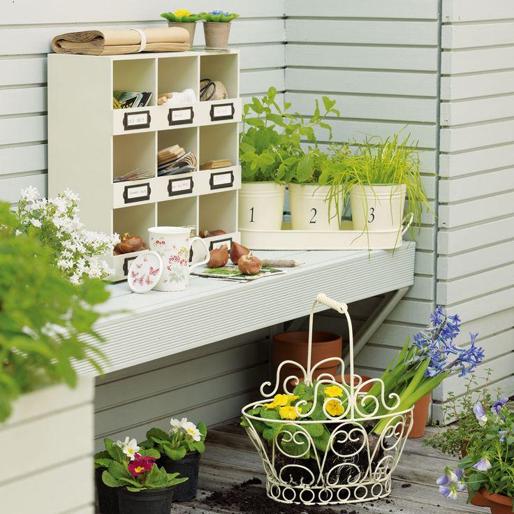 Cuida tu jardín