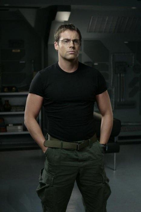 Stargate -  Michael Shanks ...    Dr. Daniel Jackson