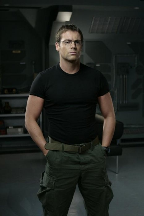 Daniel Jackson, after he went and got arms for some reason. I think he got a trade in for that nice floppy hair he used to have...