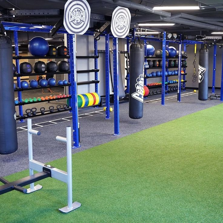Dee why gym looking like a playground come have some fun