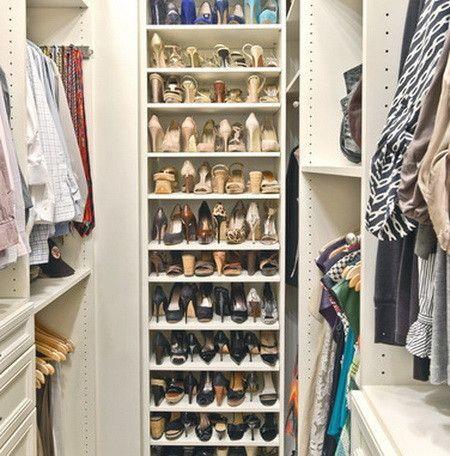 43 Organized Closet Ideas Dream Closets_08 450×456