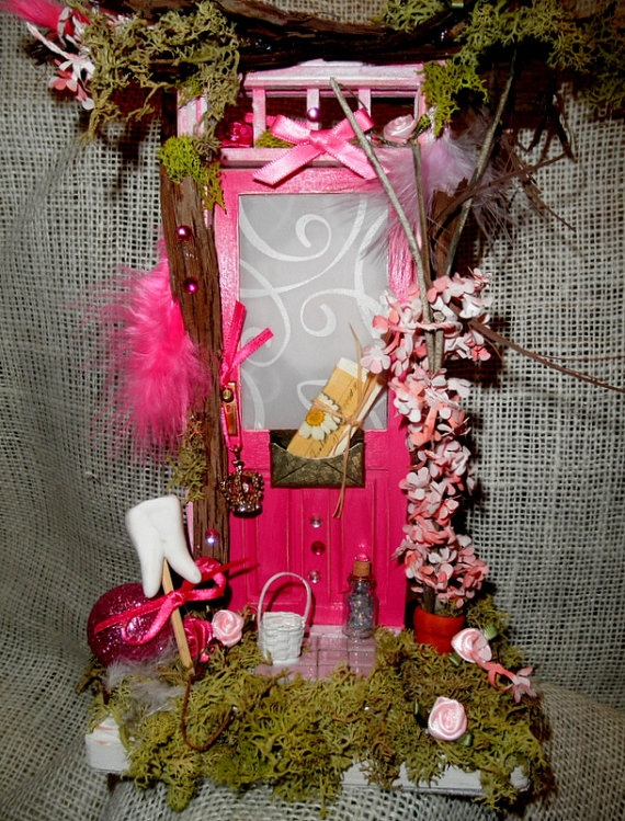 23 best images about zzz tooth fairy ideas on pinterest for Tooth fairy door