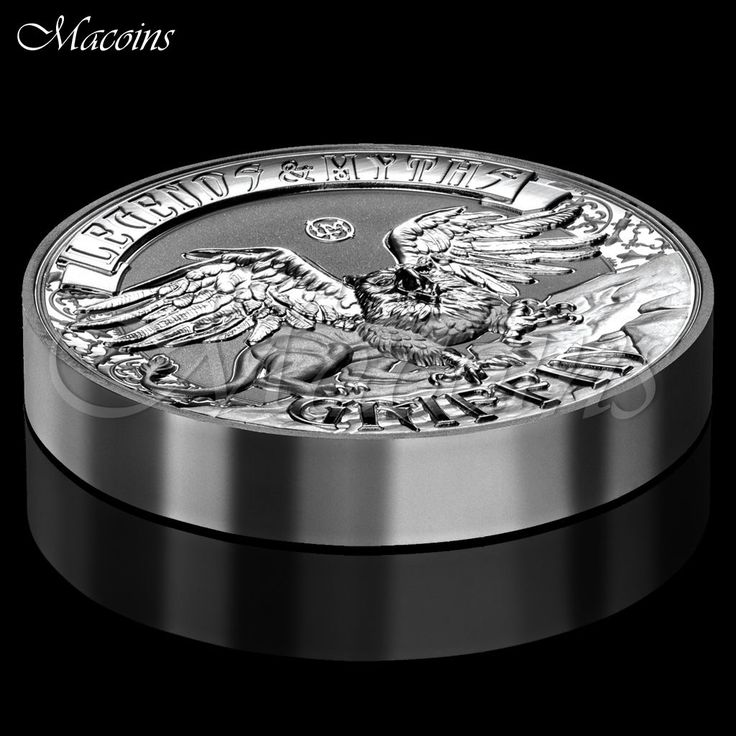 GRIFFIN LEGENDS & MYTHS 2016 SOLOMON ISLANDS 2 OZ 999 SILVER REVERSE PROOF COIN | Coins & Paper Money, Coins: World, Australia & Oceania | eBay!