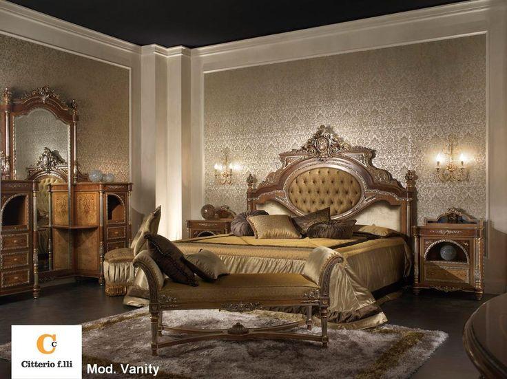 17 migliori idee su letto di lusso su pinterest lussuose camere da letto camere da letto - Camere da letto classiche di lusso ...