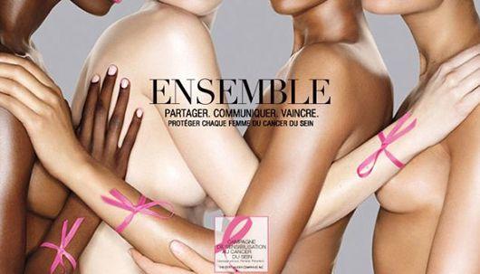 Pandora s'engage dans la lutte contre le cancer du sein