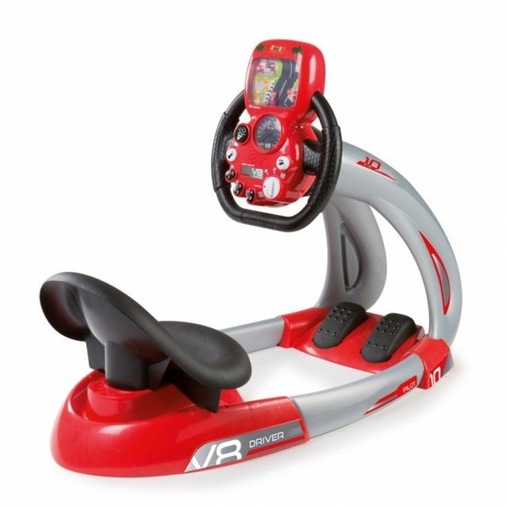 Toddler Ride On Car Vehicle Christmas Xmass Gift Electric Riding Simulator Red #ToddlerRideOnCar