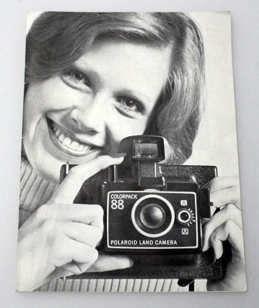 Polaroid Colorpack 88 Anleitung VINTAGE in Wetzikon ZH kaufen bei ricardo.ch