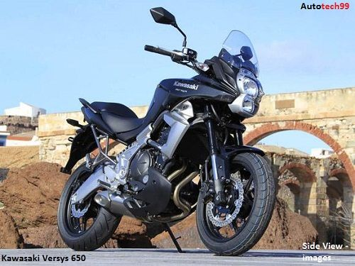 Kawasaki Versys 650 Review: New 2014 Kawasaki Versys is one of the best motorcycles in its Sports touring character.