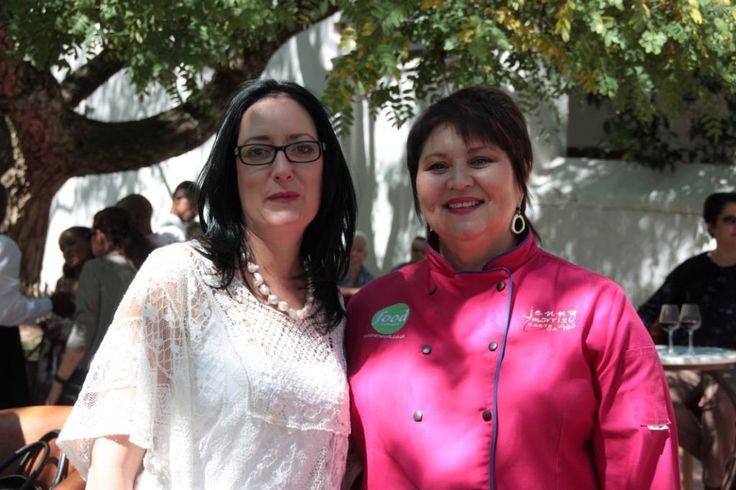Jenny Morris at the Lanzerac Heritage Event 2015