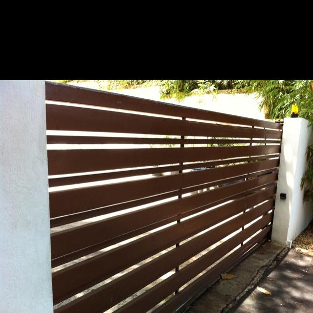 Fence ideas | Casa de Campo