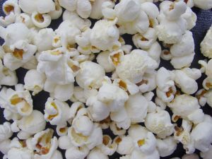 Campfire Popcorn on a Stick Recipe