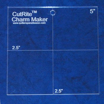 CutRite Charm Maker from Missouri Star Quilt Co: Quilts Tools, Maker 753182800110, Stars Quilts, Paradis Cutrit, Quilts Company, Quilts Deals, Charms Maker, Cutrit Charms, Quilts Tutorials