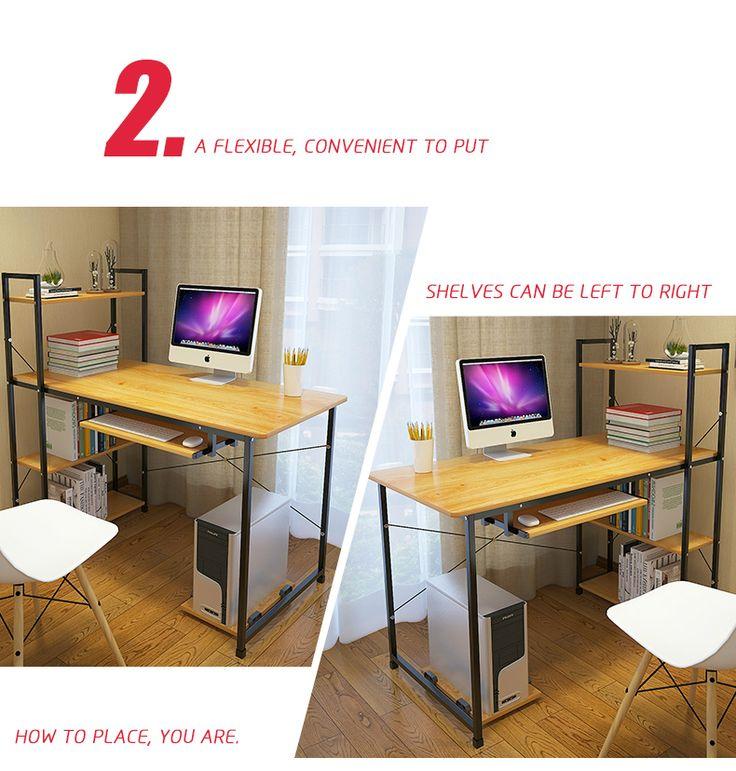 M s de 25 ideas incre bles sobre mesa de ordenador - Mesas portatiles para ordenador ...