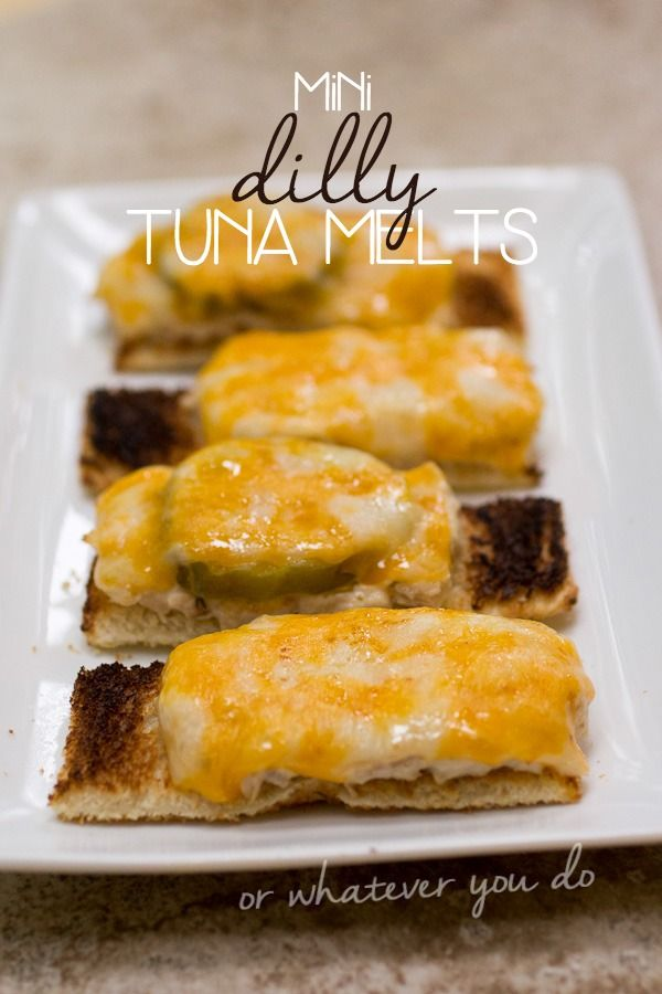 Bumble bees, Tuna melts and Tuna on Pinterest