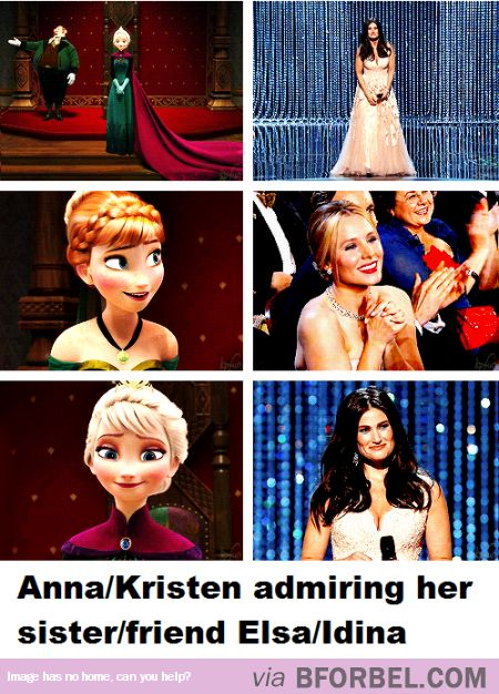 It Was Like Frozen In Real Life…