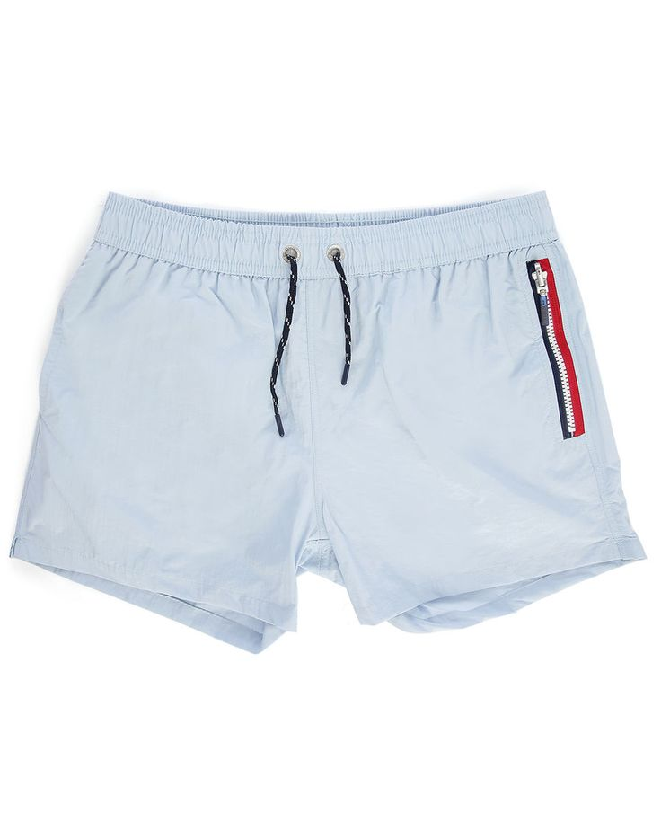 Short de bain bleu ciel Happy SWEET PANTS homme, Bleu homme