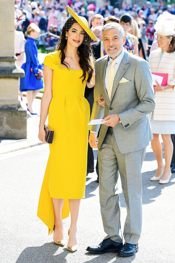 03502946e43 Amal Clooney s Style Is a Lesson in Looking Polished 24 7 in 2019 ...