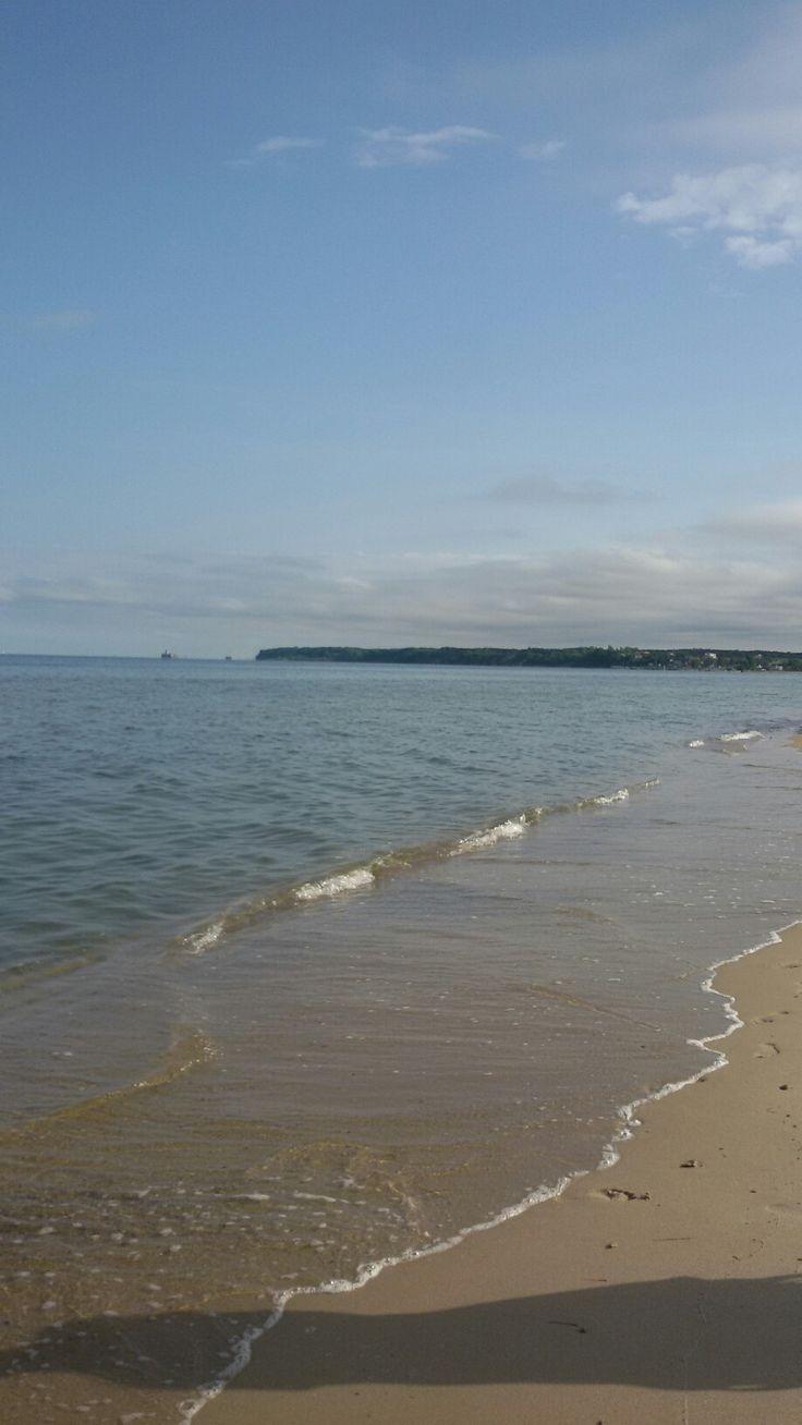 Plaża Mechelinki
