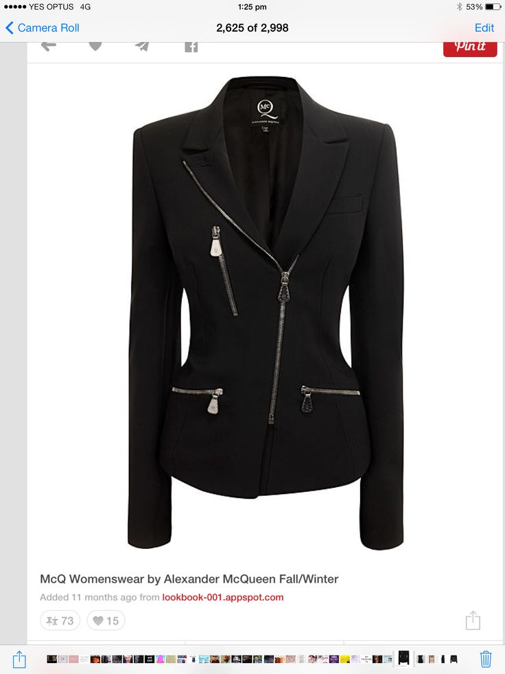 Beautiful Black Jacket ▶suggested by ~Sophistic Flair~